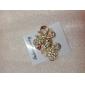 Dame Cercei Stud costum de bijuterii Perle Ștras Aliaj Animal Shape Fluture Bijuterii Pentru Petrecere Zilnic