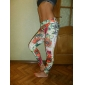 pentru femei a crescut de imprimare jambiere talie joasa