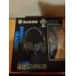 sades sa-708 căști de 3,5 mm pe jocuri de noroc ureche cu microfon și control de la distanță pentru PC