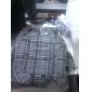 Palton ( Blană/Amestec Lână ) Casual/Plus Size - Regular - Manșon Lung - Mediu