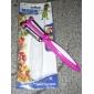 1 piese Peeler & Razatoare For pentru legume / pentru Fructe Plastic Calitate superioară / Bucătărie Gadget creativ / Multifuncțional