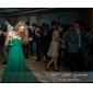 A-line printesa rochie de mătase / perie tren chiffon rochie de bal cu draping de ts couture®