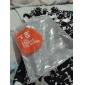 Damă Muncă Plus Size Vintage Larg Teacă Swing Rochie-Imprimeu Fără manșon Rotund Lungime Genunchi Bumbac Poliester Vară Talie Medie