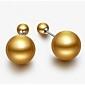 de vânzare de moda fierbinte simpli cercei perla femei Viva lui