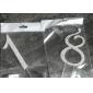 Vârfuri de Tort Nepersonalizat Crom Nuntă / Aniversare / Quinceañera & Dulcele 16 / Zi de Naștere Ștras Temă Clasică Sac PVC