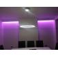 30w pandantiv lumina design modern / condus inel / 220-240v / 110-120v / special pentru birou, showroom, sufragerie