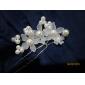imitație perle de nunta / agrafe de ocazie