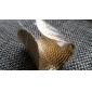 lureme®gold scară pește placat cu formă brățară manșetă