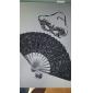 Dantelă Ventilatoare și umbrele de soare Piece / Set Ventilatoare de Mână Temă Florală Temă Clasică Panglici11