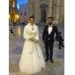 Manșon Lung Blană Artificială Nuntă Petrecere / Seară Casual Bolerouri de Blană Wraps de nunta Paltoane / Jachete