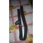 CooSpo Noir Bluetooth 4.0 Fréquence cardiaque moniteur de sonde pour iPhone4S/5/S/C Wahoo Strava Runtastic
