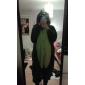 kigurumi Pyjamas Dinosaure Costume Vert foncé Polaire Kigurumi Collant / Combinaison Cosplay Fête / Célébration Pyjamas Animale Halloween
