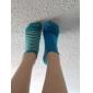 Chaussures Femme - Habillé - Noir / Rose / Beige - Talon Bobine - A Plateau / Bout Arrondi - Talons - Similicuir