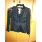 Femei Lace Slim 3/5 Sleeve Suit Blazer