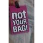 Cauciuc Favoruri practice Etichete bagaj Temă Clasică Liliac