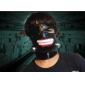 Mască Inspirat de Tokyo Ghoul Cosplay Anime Accesorii Cosplay Mască Negru Piele Bărbătesc / Feminin