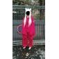 Inspirat de InuYasha Inu Yasha Anime Costume Cosplay Costume Cosplay Kimono 纯色 Manșon Lung Vârf Pantaloni Centură Pentru Bărbătesc Feminin
