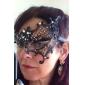 Mască Unisex Halloween Carnaval Festival/Sărbătoare Costume de Halloween Negru