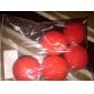 recuzită magie - bile burete roșii (5 buc)