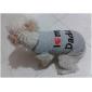 Pisici Câine Tricou Îmbrăcăminte Câini Respirabil Draguț Casul/Zilnic Inimi Gri Costume Pentru animale de companie