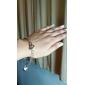 Dame Brățări cu Lanț & Legături Design Unic Iubire La modă Aliaj Heart Shape Iubire Bijuterii Pentru Nuntă 1 buc