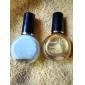 Professionell utskrift / Stamping Nagellack (10ml/pc, blandade färger)