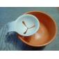 mini gălbenuș de ou separator alb cu suport de silicon bucătărie separator de ou instrument