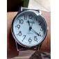 Bărbați Ceas de Mână Quartz Oțel inoxidabil Bandă Casual Argint Marca