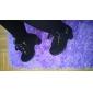 Damă Pantofi Piele de Căprioară Imitație Primăvară Toamnă Iarnă Toc Gros Cizme/Cizme la Gleznă Cataramă Fermoar Dantelă Pentru Casual