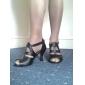 Personalizate femei din piele T-Strap latină / Ballroom dans Pantofi
