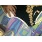 Damă Rotund Bluză Casul/Zilnic Plus Size Simplu(ă) Șic Stradă,Mată Fără manșon Toate Sezoanele-Subțire Poliester