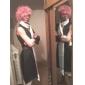 Inspirat de Basme Natsu Dragneel Anime Costume Cosplay Costume Cosplay Peteci Geacă Pantaloni Centură Eșarfă Pentru Bărbătesc Feminin