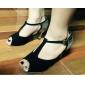 moda personalizate spumante de sclipici pantofi de dans superioare pentru femei (mai multe culori)
