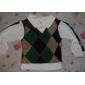 Tricou Carouri Primăvară Toamnă Iarnă Manșon Lung