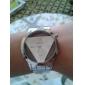 Bărbați Ceas de Mână Quartz Oțel inoxidabil Bandă Argint