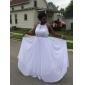 Teacă / coloană lungime de gât lungime lungime șifon rochie de bal cu cristal de ts couture®