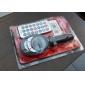 Transmițător FM MP3 In-Car (SD/USB/3.5mm)