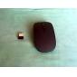 A100 2.4GHz mouse-ul optic ultrasubțire dpi reglabil mini fără fir (culori asortate)