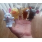 Jucarii Păpușă Deget Jucarii Desen animat Jucării Noi Băieți / Fete Pluș