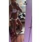 sexy ștreangul solid-dantelă up set bikini femei