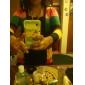 Femei de cauzalitate colorat tricotat Cardigan