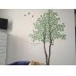 Botanic Perete Postituri Autocolante perete plane Autocolante de Perete Decorative, Vinil Pagina de decorare de perete Decal Perete