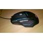 mouse-ul jocuri 5500 dpi 7 butoane dus optic USB șoareci mouse-ul jocuri cu fir pentru pro gamer