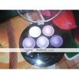 1st vattentät flytande eyeliner penna&1st ljusa stereo 5 färg ubub grillat ögonskugga pulver metallicskimmer