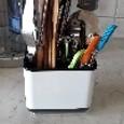 Sinkware Caddy Flatware Organizers Kitchen Storage Tools