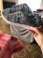 Dames Sneakers Canvas schoenen Platte hak Ronde Teen Dagelijks Canvas Denim Effen Zomer Wit Paars Blauw