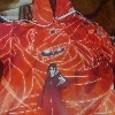 Inspired by Naruto Naruto Uzumaki Cosplay Costume Hoodie 100% Polyester Print Printing Hoodie For Women's / Men's