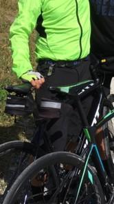 ARSUXEO Pantalones cortos de ciclismo acolchados 3D para hombre MTB bicicleta de compresi/ón 563